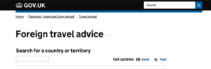 Foreign-Travel-Advice